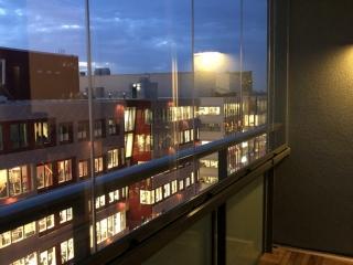 Inglasad balkong av NIKA Balkonginglasing