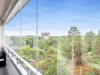 Balkongglas av NIKA - Monterat av våra egna montörer