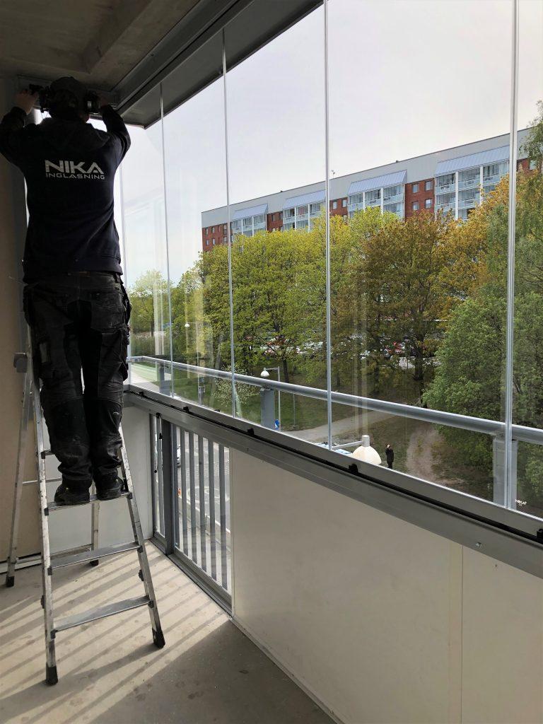 rotavdrag bostadsrätt balkong